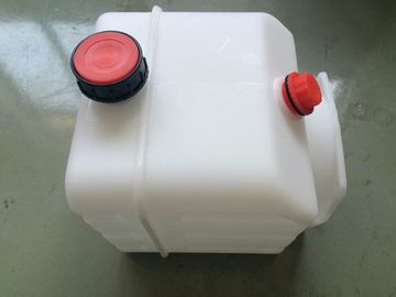 CE Approved 11L Hydraulic Plastic Horizontal Oil Tank With 120 Neck Size